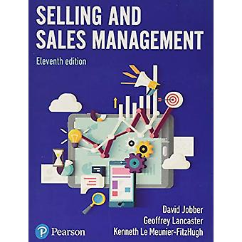 Selling and Sales Management by David Jobber - 9781292205021 Book