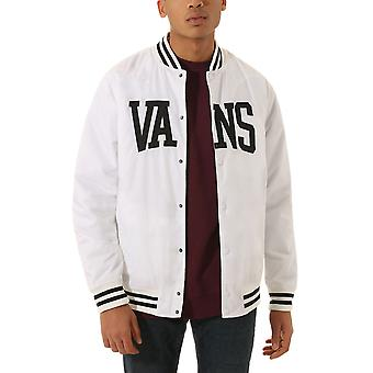 Vans Men's Svd University Jacket Athletic Fit