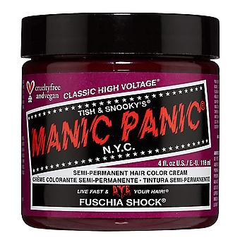 Manic Panic Semi Permanent Hair Color - Fuschia Shock