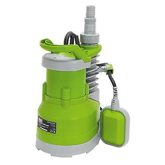 Sealey Wpc100P Submersible Water Pump Automatic 100Ltr/Min 230V