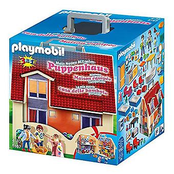 Doll''s House Family Fun Playmobil 5167