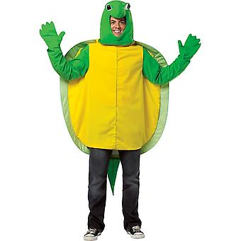 Turtle Adult Costume - 21614