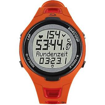 Sigma PC 15.11 red new Heart rate monitor watch with chest strap Red