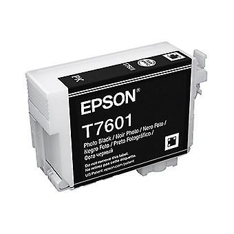 Epson 760 Photo Black Ink Cart