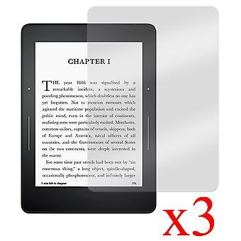 "3x Screen Protector Cover Guard für Amazon Kindle Voyage 6"""