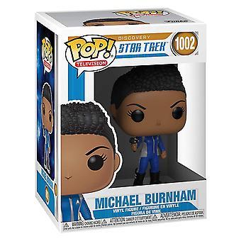 Funko Pop! Vinyl Star Trek: Discovery Michael Burnham #1002