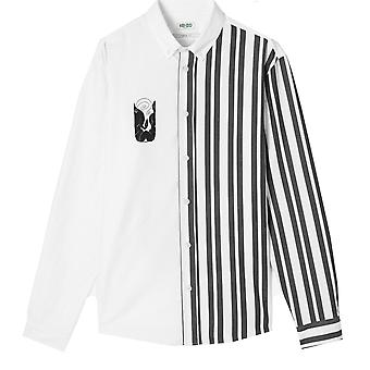 Kenzo Zeemeerminnen Casual Shirt