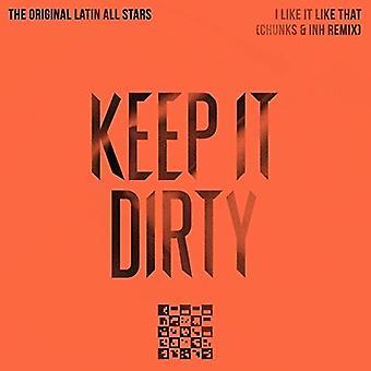 Original Latin All Stars - I Like It Like That (Chunks & Inh Remix) [CD] USA import