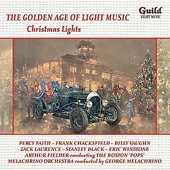 Various Artist - Christmas Lights [CD] USA import