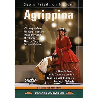 G.F. Handel - Agrippina [DVD] USA import