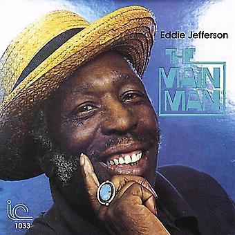 Eddie Jefferson - Main Man [CD] USA import