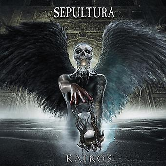 Sepultura - Kairos [CD] USA import