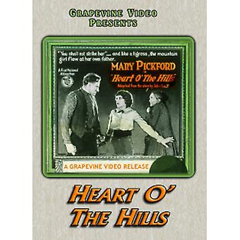 Heart O the Hills (1919) [DVD] USA import