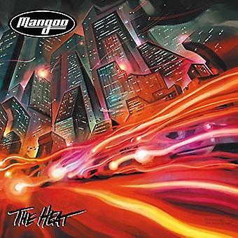 Mangoo - Heat [CD] USA import