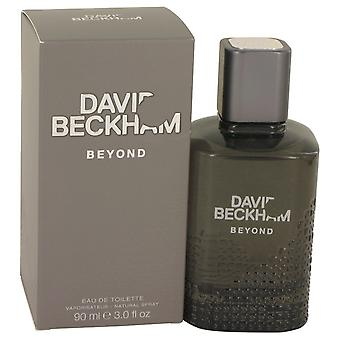 David Beckham sen jälkeen David Beckham Eau De Toilette Spray 3 oz/90 ml (miehet)