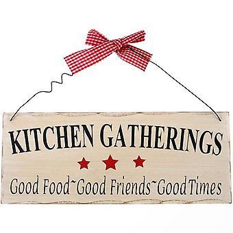 Something Different Kitchen Gatherings Hanging Sign