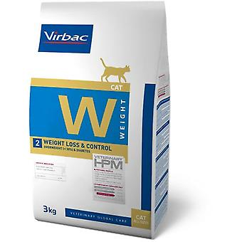 HPM Veterinary HPM W2 weight loss & control (Cats , Cat Food , Dry Food)