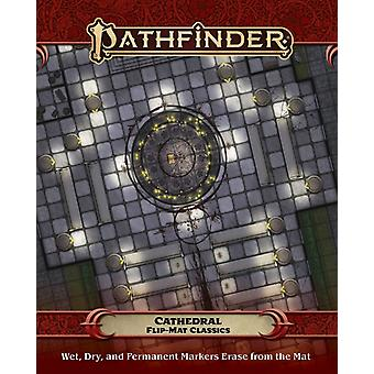 Pathfinder FlipMat Classics Cathedral by Macourek & Corey