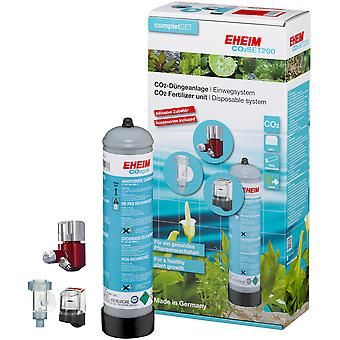 Eheim Set200 Completo de CO2 (Fish , Aquarium Accessories , Carbon Dioxide)