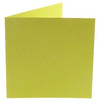Papicolor Soft Green Square Double Cards