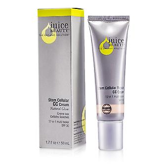 Juice Beauty Stem Cellular CC Cream SPF30 - - Natural Glow 50ml/1.7oz
