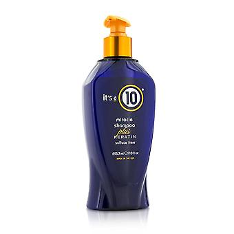 Miracle shampoo plus keratin (sulfate free) 203209 295.7ml/10oz