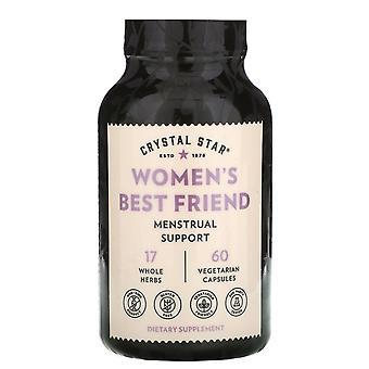 Crystal Star, Women's Best Friend, 60 Vegetarian Capsules