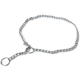 Ancol Check Chain - Size 6 (22 inch) - Medium