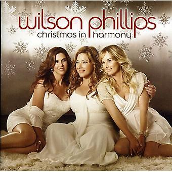 Wilson Phillips - Christmas in Harmony [CD] USA import