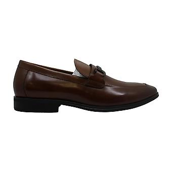 Réaction Kenneth Cole Zane cuir robe Loafer - hommes