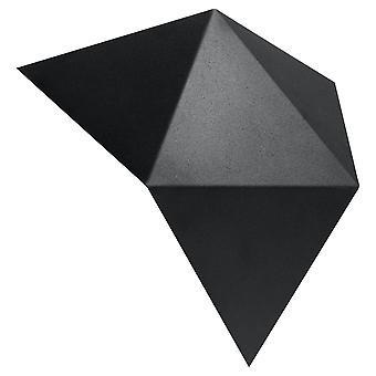 Sollux SOLIDO - 2 Light Wall Light Black, G9
