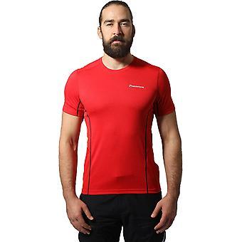 Montane Men's Dart Short Sleeve T-shirt Rood
