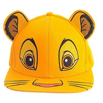 The Lion King Printed-children Unisex Cute Face Hat