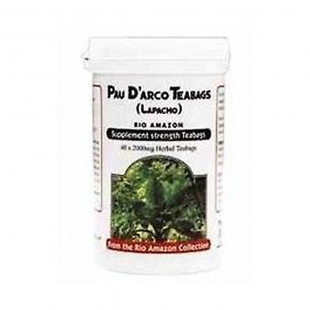 Rio Amazon - Pau d'Arco Tea 40s 40bag