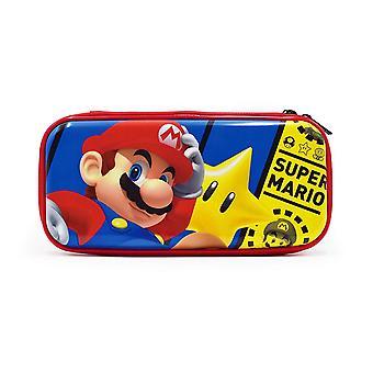 HORI Officially Licensed - Premium Vault Case (Mario) For Nintendo Switch