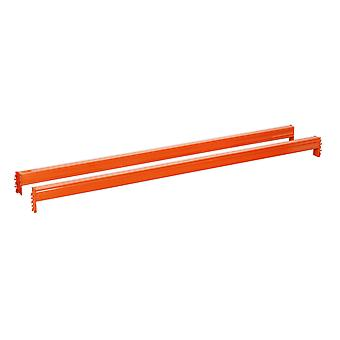 Sealey Aprt2251 Pair Cross Beams Tube 2250Mm 1000Kg Capacity