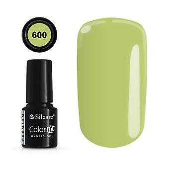 Gel coat - Color IT - Premium - *600 UV gel/LED