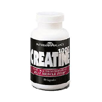 Natural Balance (Formerly known as Trimedica)  Creatine, 1000 mg, 90 caps