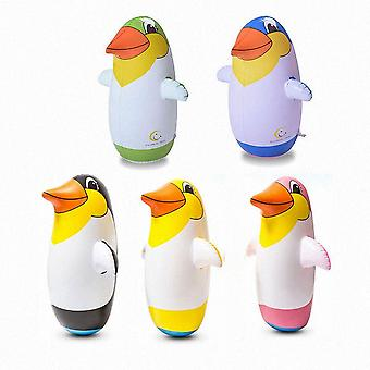 36cm Inflatable Penguin Toy For Children - Swimming Pool  Beach Party Decor Outdoor Supplies