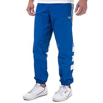 Men's adidas Originals Balanta 96 Tracksuit Bottoms in Blue