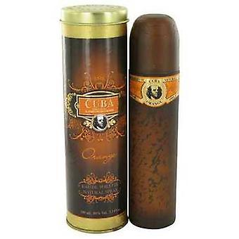 Cuba Orange av Fragluxe Eau de Toilette spray 3,4 oz (menn) V728-463779
