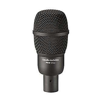 Audio-technica pro 25ax hypercardioid dynamic instrument microphone