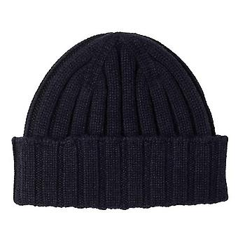 Johnstons of Elgin Seamless Chunky Rib Hat - Moss Green