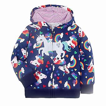 Spring Coat Hooded Jacket For Baby &