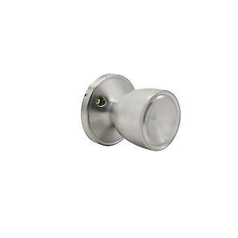 Probrico Innentür Griffe Schlösser/schlüssellose Tür Hardware, vorne hinten Knopf