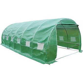 Invernadero tunel de jardín Althea - 18m² - 6 x 3 x 2 m