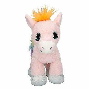 Ylvi And The Minimoomis Roosy Rainbow Pony 24cm