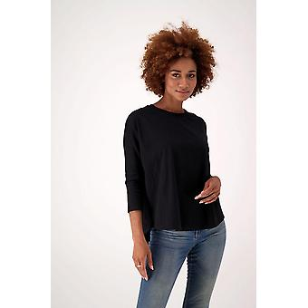 Relaxed Fit Eco-batwing Tee
