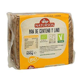 Rug linbrød 500 g