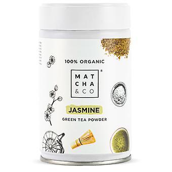 Matcha & Co Jasmin Green Tea